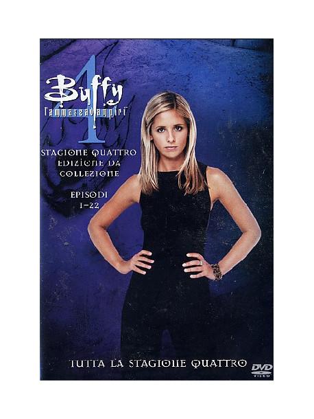 Buffy L'Ammazzavampiri - Stagione 04 Box Set (6 Dvd)
