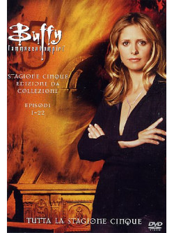 Buffy L'Ammazzavampiri - Stagione 05 Box Set (6 Dvd)