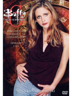 Buffy L'Ammazzavampiri - Stagione 06 Box Set (6 Dvd)