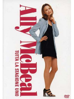 Ally McBeal - Stagione 01 (6 Dvd)