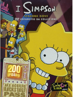 Simpson (I) - Stagione 09 (4 Dvd)