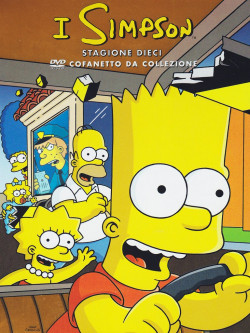 Simpson (I) - Stagione 10 (4 Dvd)