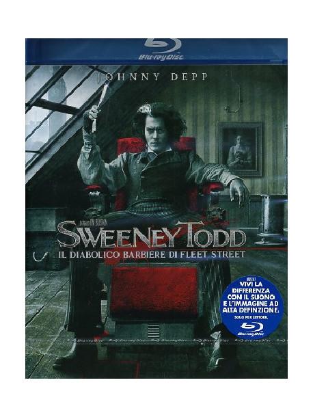Sweeney Todd - Il Diabolico Barbiere Di Fleet Street