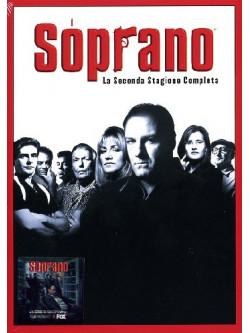 Soprano (I) - Stagione 02 (4 Dvd)