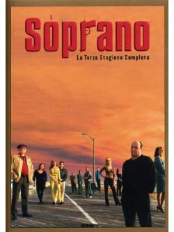 Soprano (I) - Stagione 03 (4 Dvd)