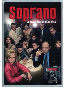 Soprano (I) - Stagione 04 (4 Dvd)