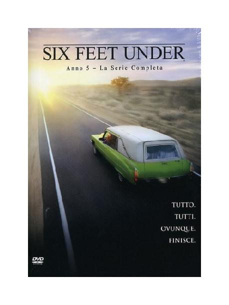 Six Feet Under - Stagione 05 (5 Dvd)