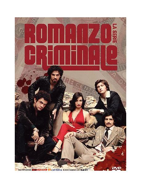 Romanzo Criminale - Stagione 01 (4 Dvd)