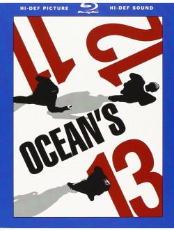 Ocean's 11-12-13 (3 Blu-Ray)