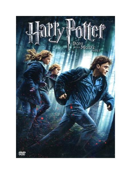 Iharry Potter e i doni della morte-parte 1-2010-SIGILLATO HOBBY Pack-resistente!