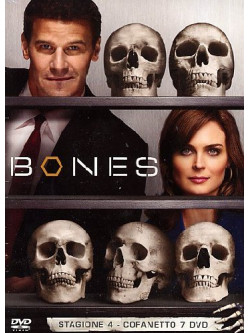 Bones - Stagione 04 (7 Dvd)
