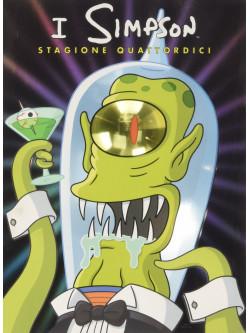 Simpson (I) - Stagione 14 (4 Dvd)