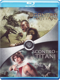 Scontro Tra Titani (2010) / Scontro Di Titani (1981) (Ultimate CE) (2 Blu-Ray+Libro)