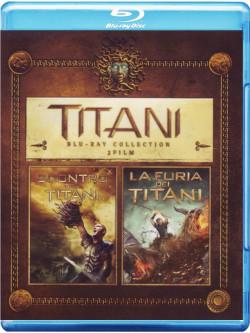 Furia Dei Titani (La) / Scontro Tra Titani (2 Blu-Ray)