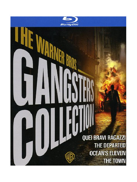 Warner Bros. - Gangsters Collection (4 Blu-Ray)