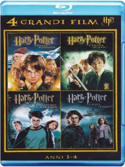Harry Potter - 4 Grandi Film 01 (4 Blu-Ray)