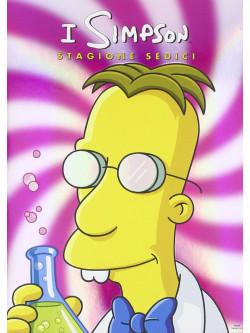 Simpson (I) - Stagione 16 (4 Dvd)