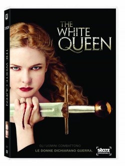 White Queen (The) (4 Dvd)