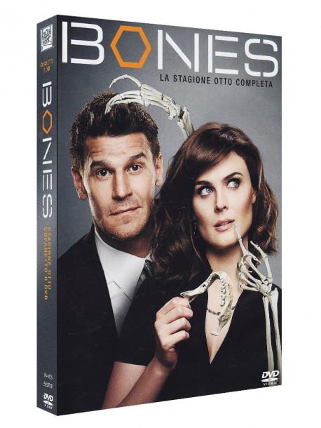 Bones - Stagione 08 (6 Dvd)