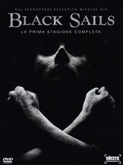 Black Sails - Stagione 01 (3 Dvd)