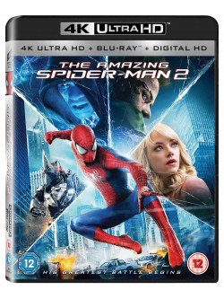 Amazing Spider-Man 2 (The) - Il Potere Di Electro (Blu-Ray 4K Ultra HD+Blu-Ray)