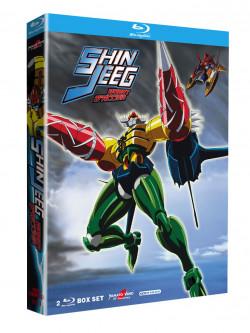 Shin Jeeg Robot D'Acciaio (2 Blu-Ray)