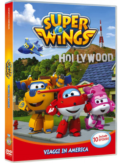 Super Wings - Viaggi In America