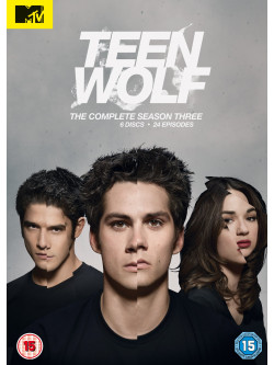 Teen Wolf: The Complete Season Three [Edizione: Regno Unito]