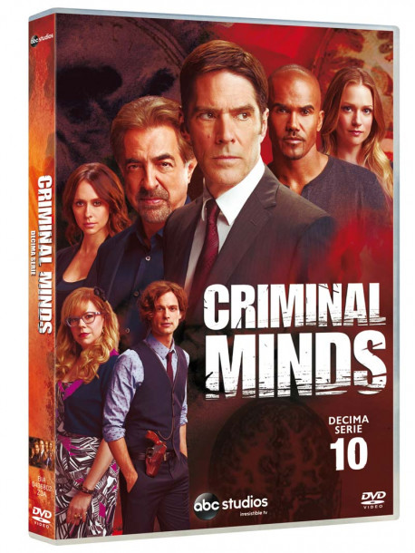 Criminal Minds - Stagione 10 (5 Dvd)