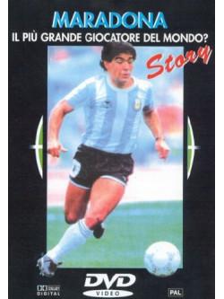 Maradona - Il Piu' Grande Giocatore Del Mondo?