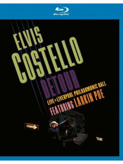 Elvis Costello - Detour Live At Liverpool
