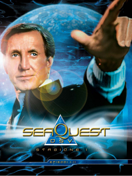 Seaquest - Stagione 01 01 (Eps 01-11) (4 Dvd)