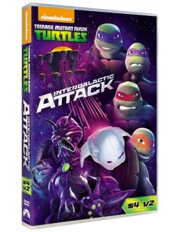 Teenage Mutant Ninja Turtles - Stagione 04 02 - Attacco Intergalattico