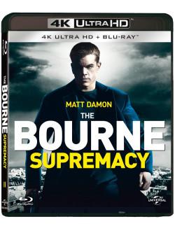 Bourne Supremacy (The) (Blu-Ray 4K Ultra HD+Blu-Ray)