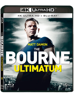 Bourne Ultimatum (The) (Blu-Ray 4K Ultra HD+Blu-Ray)