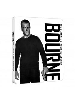 Bourne - Movie Collection (Ltd Steelbook) (5 Blu-Ray)