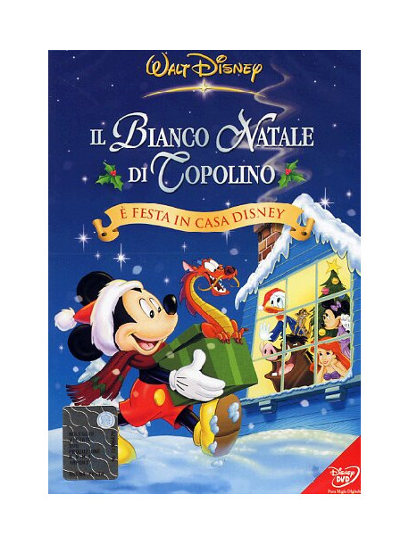 Film disney in tv natale i film in onda video