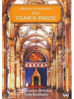 Korsakov - Tsar Bride The Tsar's Bride: Bolshoi Opera Yuri Simonov 1983