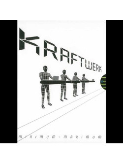 Kraftwerk - Minimum - Maximum (2 Dvd)