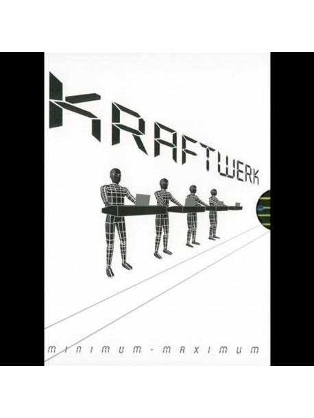 Kraftwerk - Minimum - Maximum (2 Dvd)