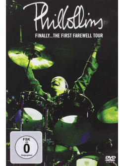 Phil Collins - Finally...The First Farewell Tour (2 Dvd)