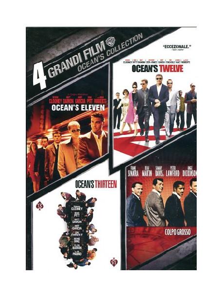 Ocean's Collection - 4 Grandi Film (4 Dvd)