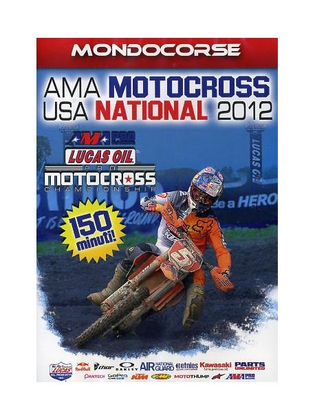 Ama Motocross Usa National 2012