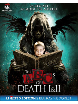 Abc's Of Death 1-2 (The) (Ltd) (2 Blu-Ray+Booklet)