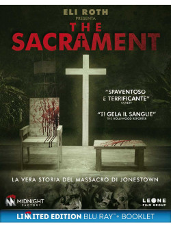 Sacrament (The) (Ltd) (Blu-Ray+Booklet)