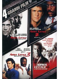 Arma Letale - 4 Grandi Film (4 Dvd)