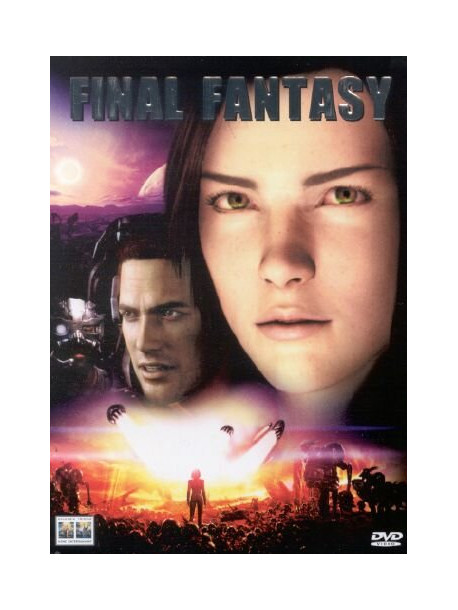 Final Fantasy (2 Dvd)
