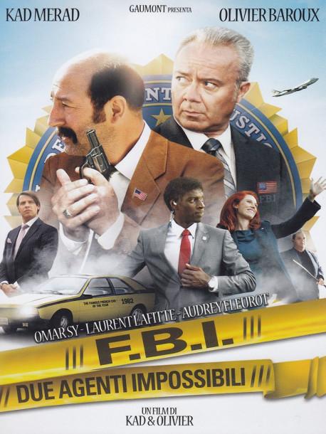 Fbi - Due Agenti Impossibili