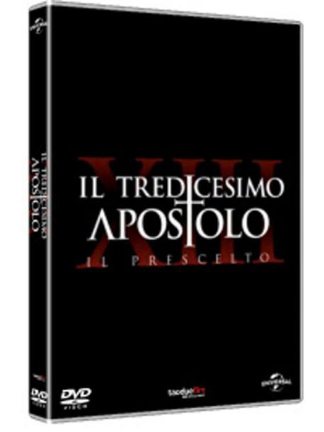 Tredicesimo Apostolo (Il) - Stagione 01 (3 Dvd)