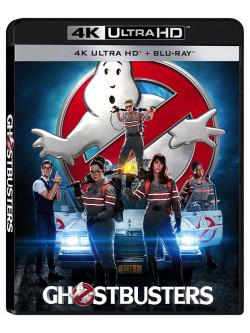 Ghostbusters (2016) (Blu-Ray 4K Ultra HD+Blu-Ray)